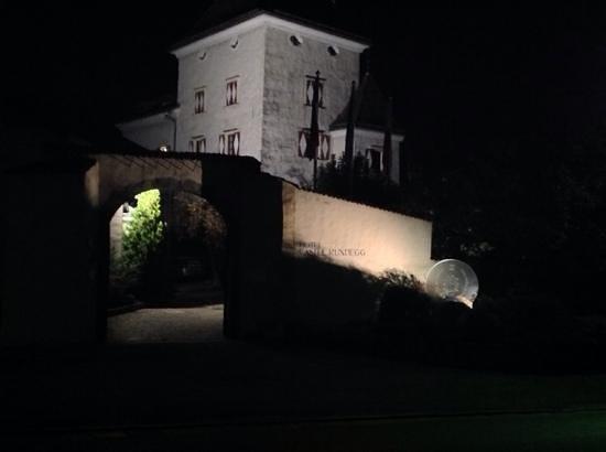 Castel Rundegg Hotel: ottobre 2013