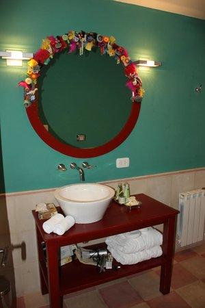 Kkala Boutique Hotel: Baño