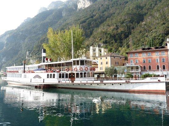 Grand Hotel Liberty : Lake Garda