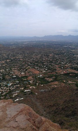 Camelback Mountain : Amazing view from the top