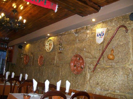 Ora Viva Restaurante: A decoração