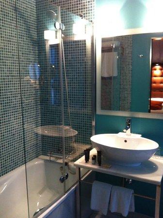 Hotel La Casa de la Trinidad: Banheiro