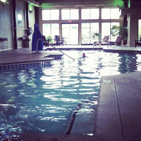 Music Road Resort Hotel : Great pool!  Big.