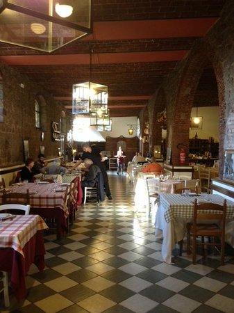 Genzano di Roma, Italien: il nuovo ristorante