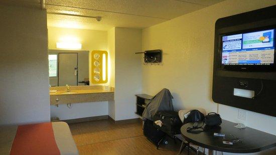 Motel 6 Boston South - Braintree: habitación
