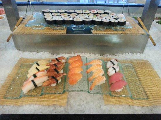 Shimizu Grand: sushi