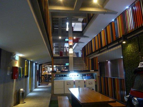 Lub d Bangkok Siam : Interior