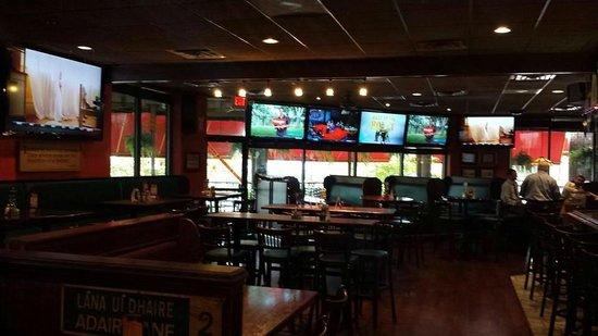 Ned Devine's Irish Pub & Sports Bar: Our main bar