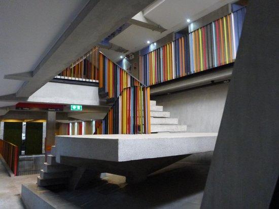 Lub d Bangkok Siam : Stairwell