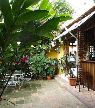 Cafe San Rafael : Entrada del Café San Rafael