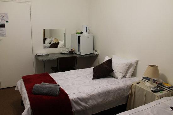 Fourie Street 199 Bed & Breakfast : Twin room