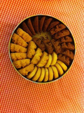 Jenny Bakery: 4 mix cookies