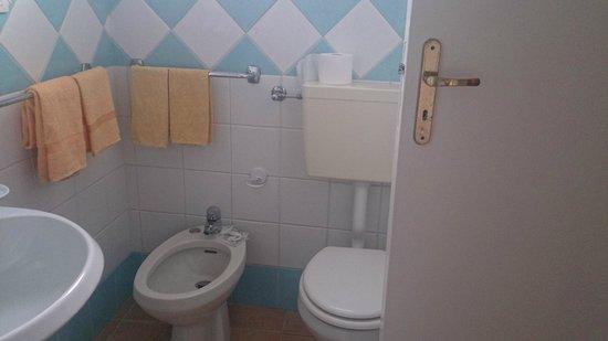 Hotel Carmencita: トイレもキレイでした。