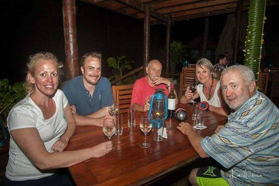 Matava - Fiji's Premier Eco Adventure Resort: Cocos Dive Relaxing