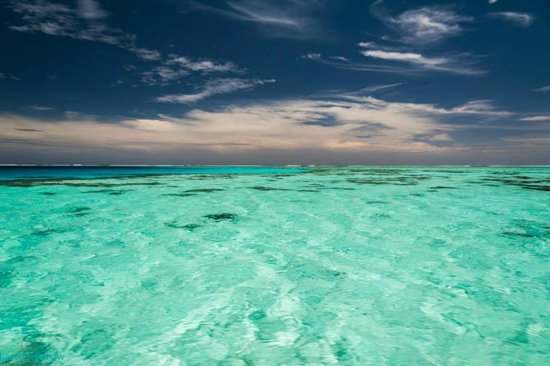 Matava - Fiji's Premier Eco Adventure Resort: Boat transfer