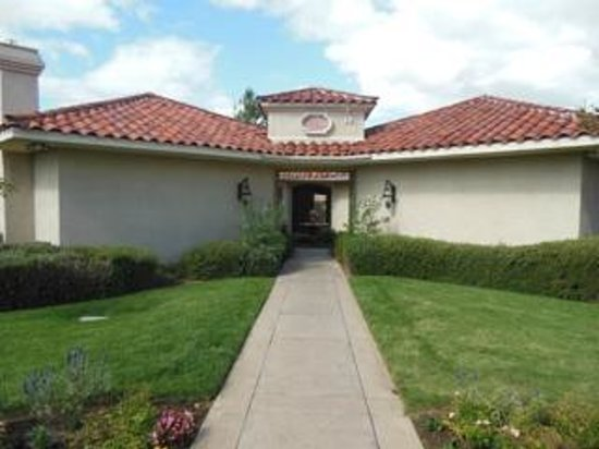 South Coast Winery Resort & Spa : The villas