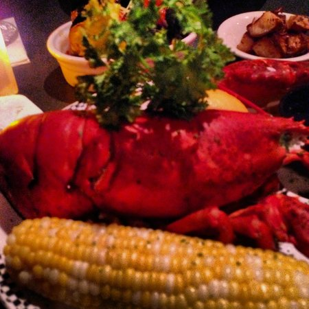 Lobster Pot : lobster clambake
