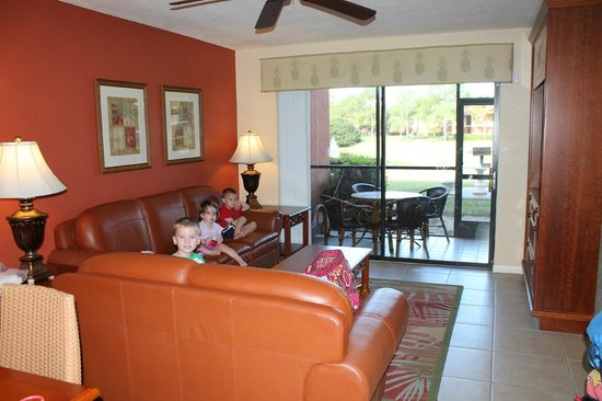 Westgate Vacation Villas: CC-2 Family Room