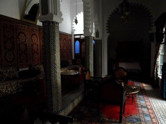 Riad Dalia Tetouan: Chambre/Suite à l'étage
