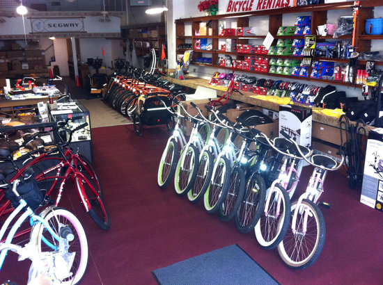 Segway of Western PA: Our Bike and Segway Shop