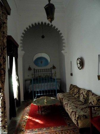 Riad Dalia Tetouan: Autre chambre