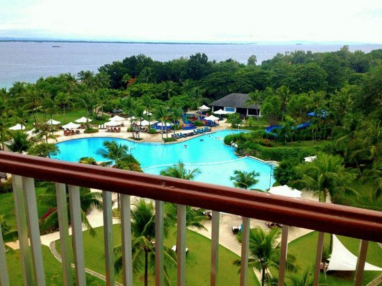 Shangri-La's Mactan Resort & Spa: Room View
