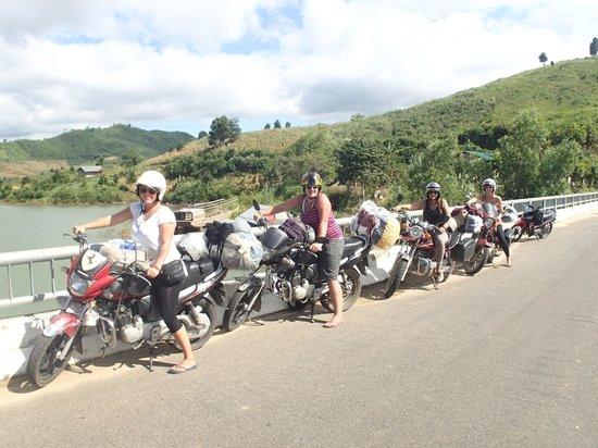 Dalat Angels: On the way to Nha Trang