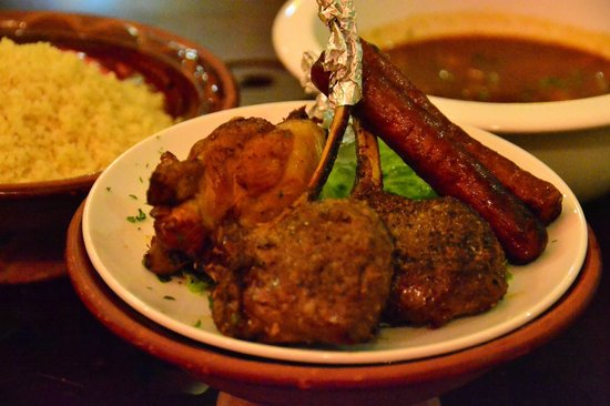 Bahdja Restaurant: Couscous Royale