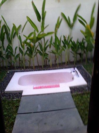 The Pavilions Bali : На заднем дворике