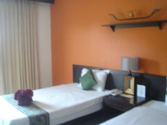Krabi La Playa Resort: Our room