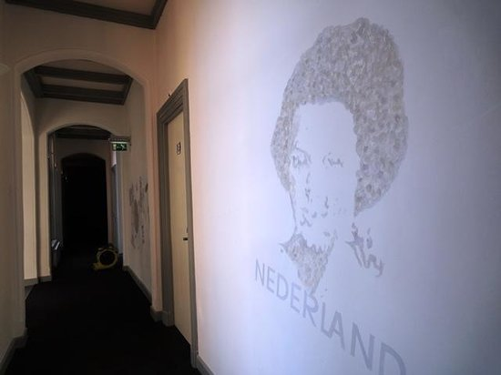 Grand Hotel Alkmaar : Corridor on the second floor