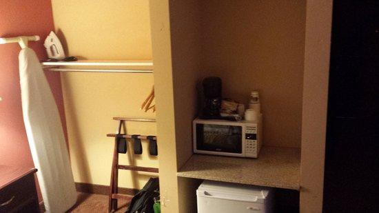 Quality Inn Orleans: amenities