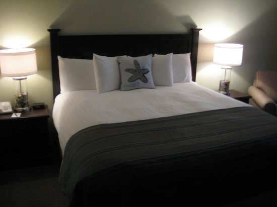 Rosario Resort and Spa: Harborside King Room.