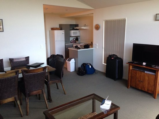 Oceans Resort Whitianga: Completo di tutto