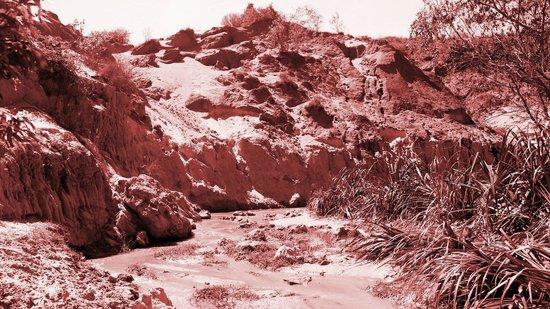 Red Sand Dunes: Вьетнамское Колорадо