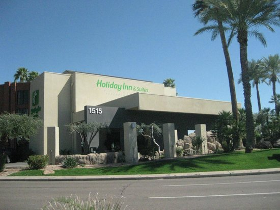 Holiday Inn & Suites Phoenix Airport North: .