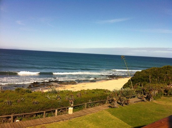 African Perfection Jeffreys Bay: View from loft suite