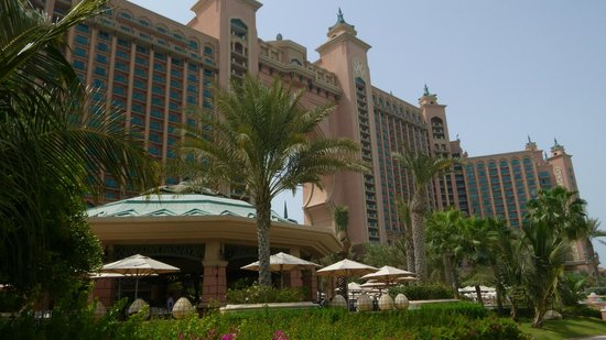 Atlantis, The Palm: hotel