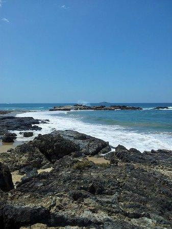 Korora Bay Village Resort : Korora Beach