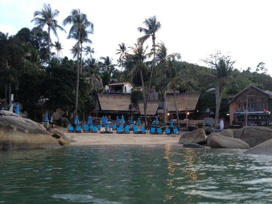 Panviman Resort - Koh Pha Ngan: Stone Beach