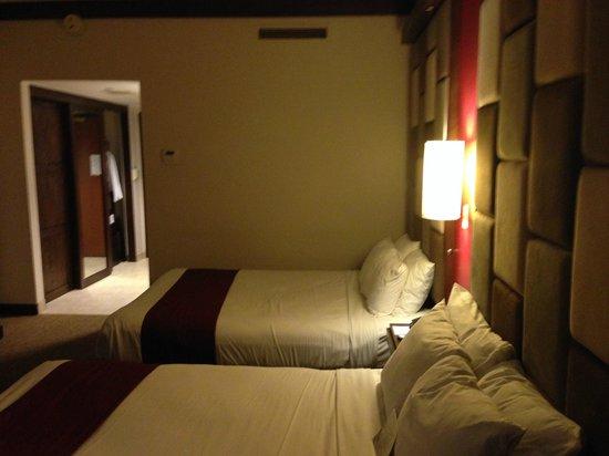 Outrigger Guam Beach Resort: ベッド