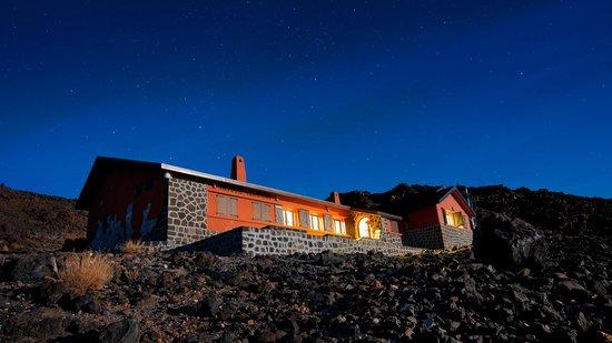 Refugio de Altavista: Горная турбаза Альтависта