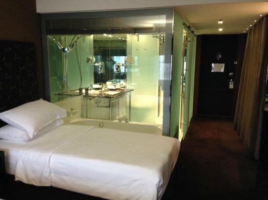 Sheraton Lisboa Hotel & Spa: vue chambre intérieure