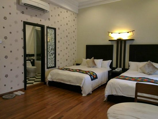 Jonker Boutique Hotel: Grand Deluxe Twin Room