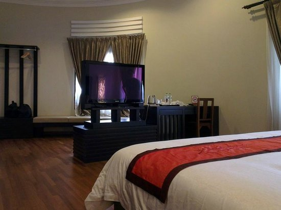 Jonker Boutique Hotel: Grand Deluxe Double Room