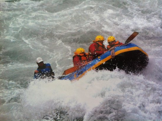 whoo hoo what a ride picture of queenstown rafting. Black Bedroom Furniture Sets. Home Design Ideas