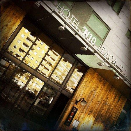 H10 Itaca Hotel: L'entrée