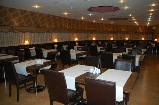 Hotel Topkapi: Restaurant
