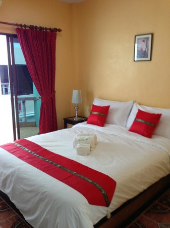 Basilico Hotel: Standard Zimmer