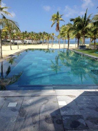 Four Seasons Resort The Nam Hai, Hoi An: Private villa pool